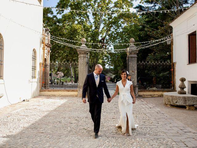 La boda de David y Irene en Riba-roja De Túria, Valencia 42