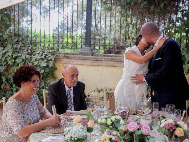 La boda de David y Irene en Riba-roja De Túria, Valencia 44
