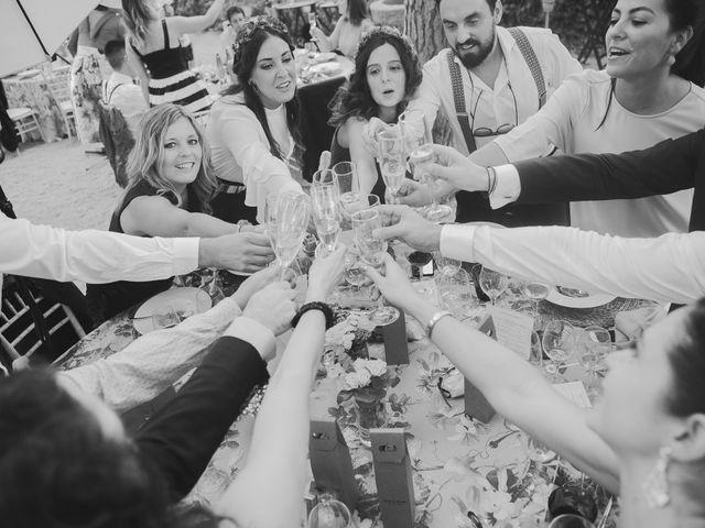 La boda de David y Irene en Riba-roja De Túria, Valencia 45