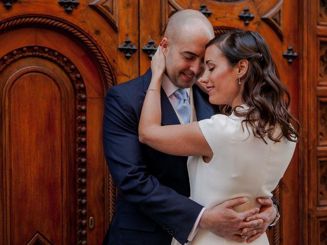 La boda de David y Irene en Riba-roja De Túria, Valencia 52