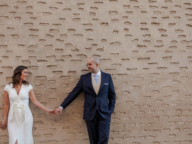 La boda de David y Irene en Riba-roja De Túria, Valencia 53