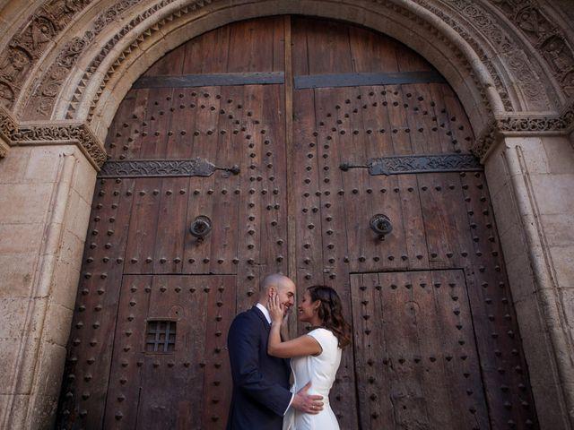 La boda de David y Irene en Riba-roja De Túria, Valencia 58