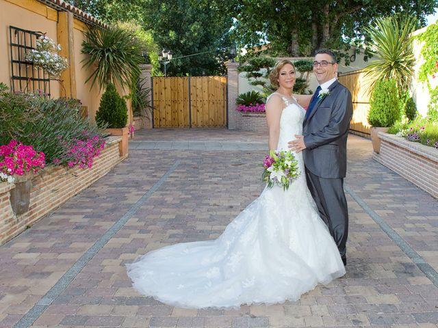 La boda de VIRGINIA y GONZALO en Illescas, Toledo 2