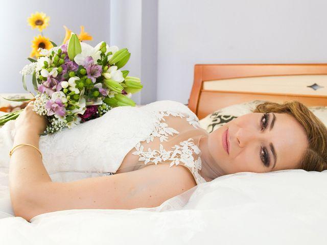 La boda de VIRGINIA y GONZALO en Illescas, Toledo 8