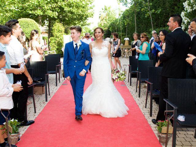 La boda de VIRGINIA y GONZALO en Illescas, Toledo 10