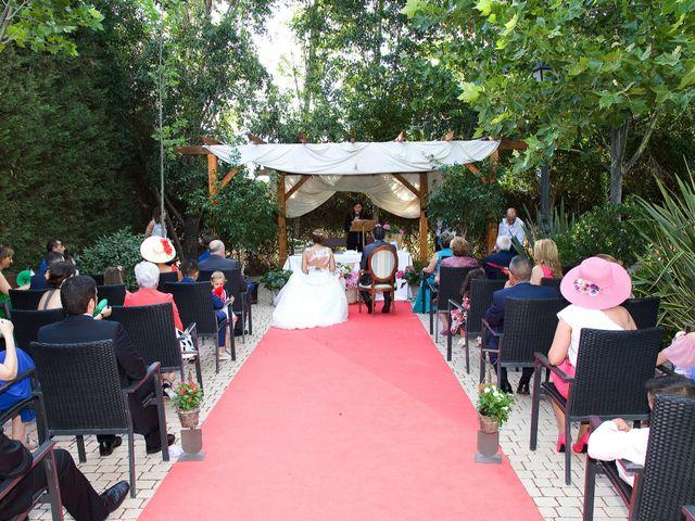 La boda de VIRGINIA y GONZALO en Illescas, Toledo 11