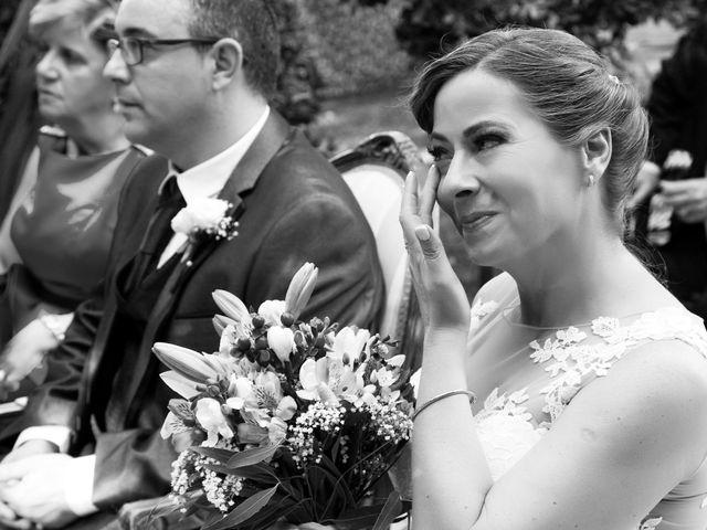 La boda de VIRGINIA y GONZALO en Illescas, Toledo 1