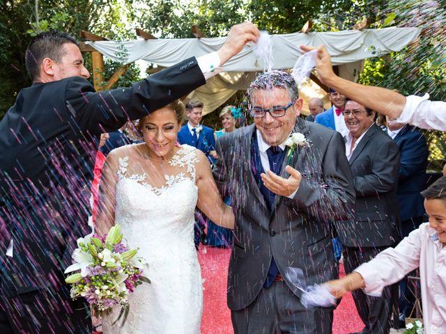 La boda de VIRGINIA y GONZALO en Illescas, Toledo 13