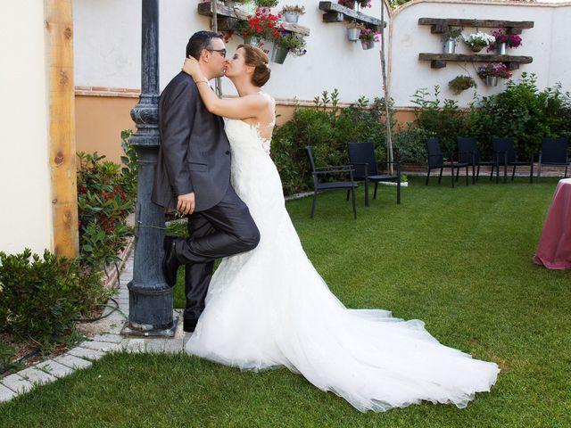 La boda de VIRGINIA y GONZALO en Illescas, Toledo 14