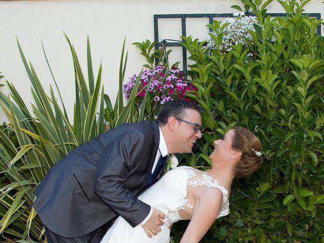 La boda de VIRGINIA y GONZALO en Illescas, Toledo 15