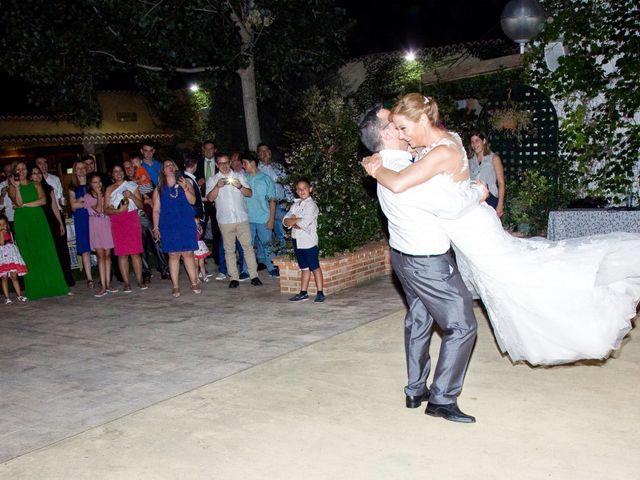 La boda de VIRGINIA y GONZALO en Illescas, Toledo 21
