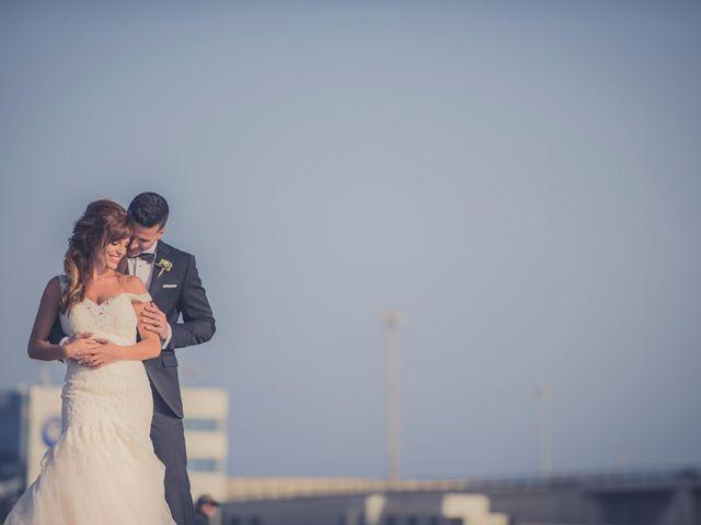 La boda de David y Beatriz en Salou, Tarragona 45
