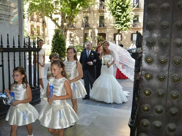 La boda de María José y Fernando en Granada, Granada 1