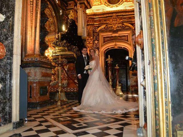 La boda de María José y Fernando en Granada, Granada 2