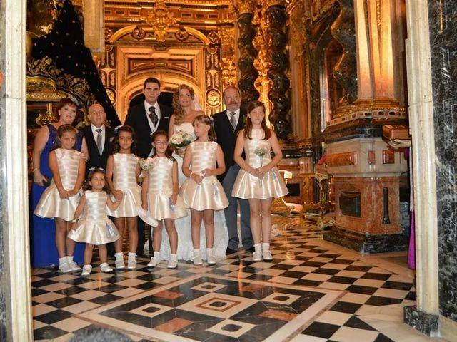 La boda de María José y Fernando en Granada, Granada 4