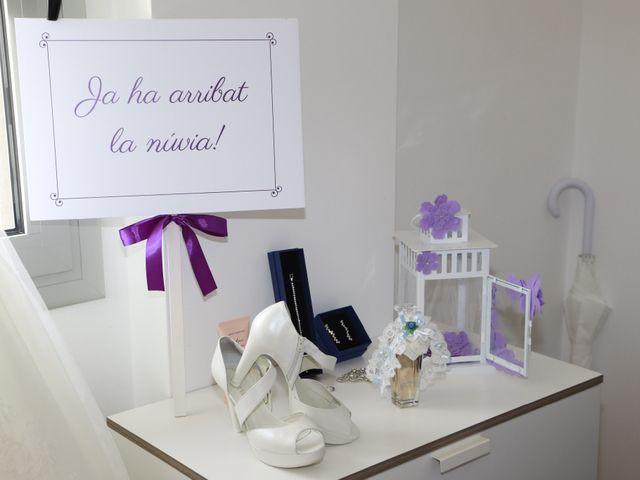 La boda de Albert  y Maria Fe  en Banyoles, Girona 7