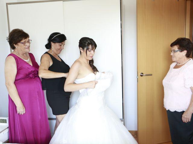 La boda de Albert  y Maria Fe  en Banyoles, Girona 8
