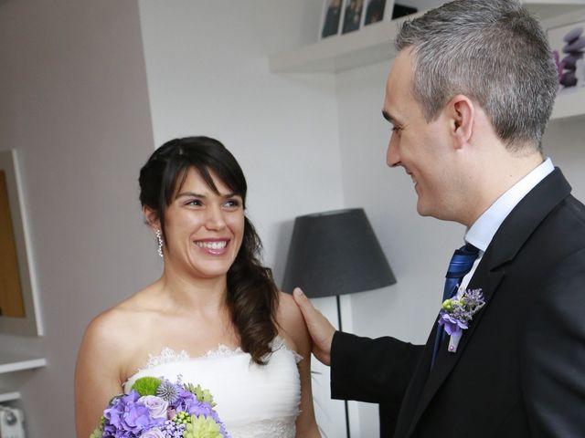 La boda de Albert  y Maria Fe  en Banyoles, Girona 14