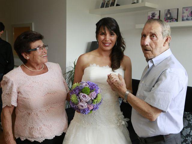 La boda de Albert  y Maria Fe  en Banyoles, Girona 15