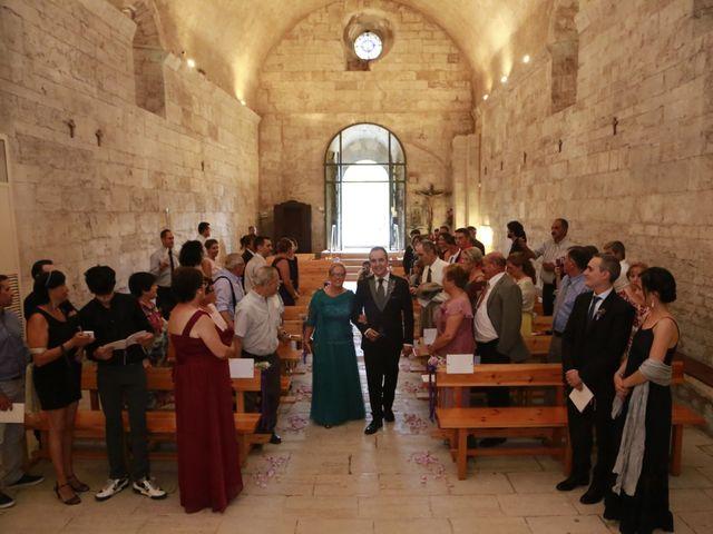 La boda de Albert  y Maria Fe  en Banyoles, Girona 17