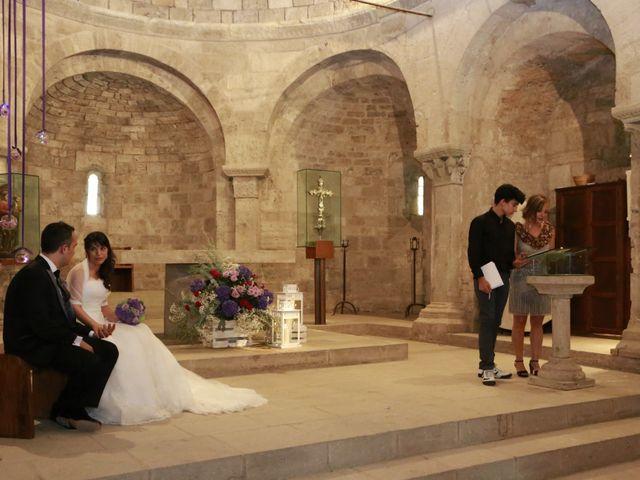La boda de Albert  y Maria Fe  en Banyoles, Girona 19