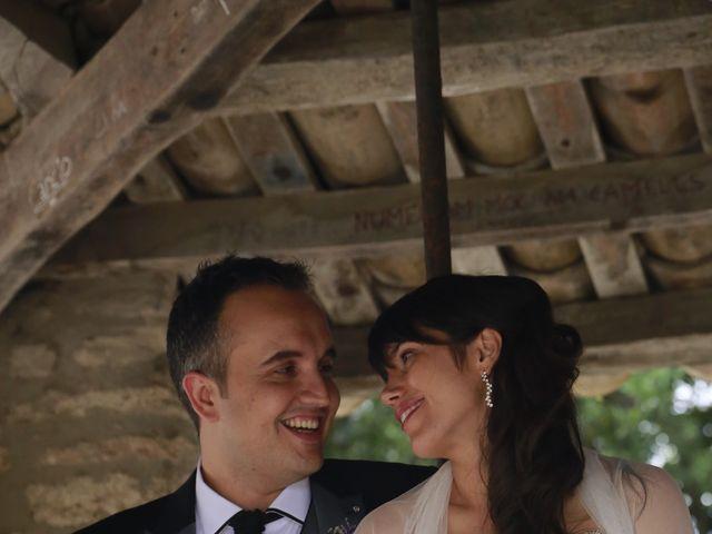 La boda de Albert  y Maria Fe  en Banyoles, Girona 22