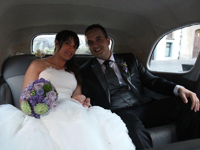 La boda de Albert  y Maria Fe  en Banyoles, Girona 29