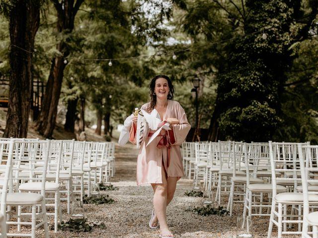 La boda de Toni y Cristina en Pujarnol, Girona 1