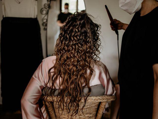 La boda de Toni y Cristina en Pujarnol, Girona 2