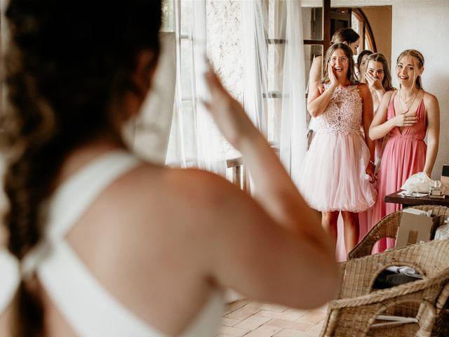 La boda de Toni y Cristina en Pujarnol, Girona 7