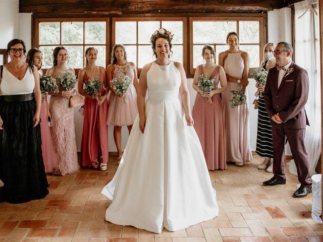 La boda de Toni y Cristina en Pujarnol, Girona 9