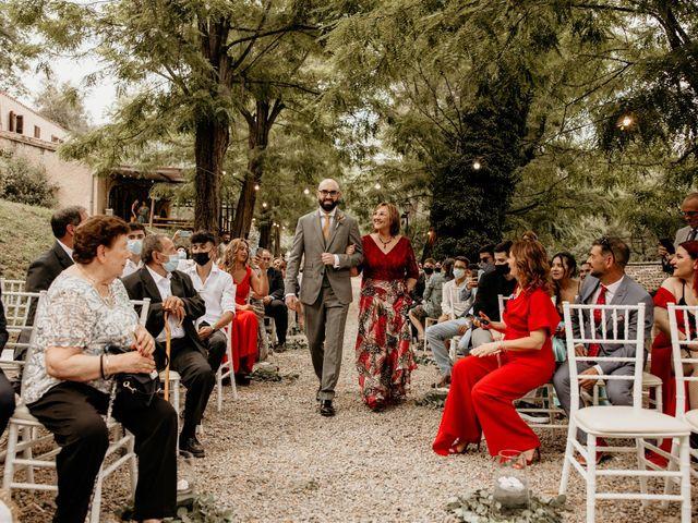 La boda de Toni y Cristina en Pujarnol, Girona 11