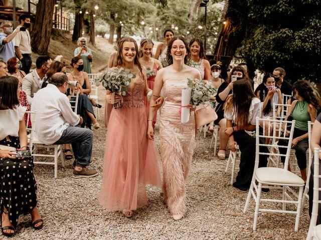 La boda de Toni y Cristina en Pujarnol, Girona 12