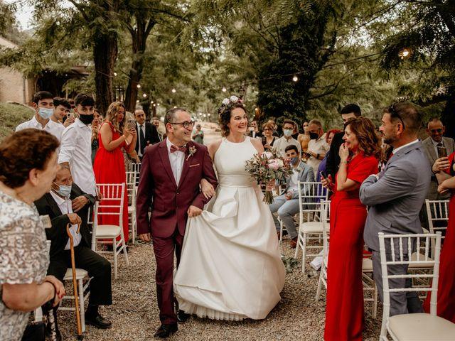 La boda de Toni y Cristina en Pujarnol, Girona 13