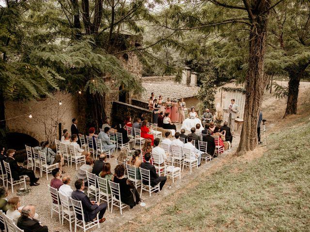 La boda de Toni y Cristina en Pujarnol, Girona 15