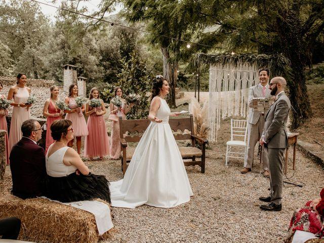 La boda de Toni y Cristina en Pujarnol, Girona 16