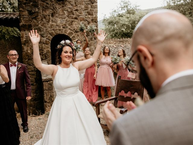 La boda de Toni y Cristina en Pujarnol, Girona 17