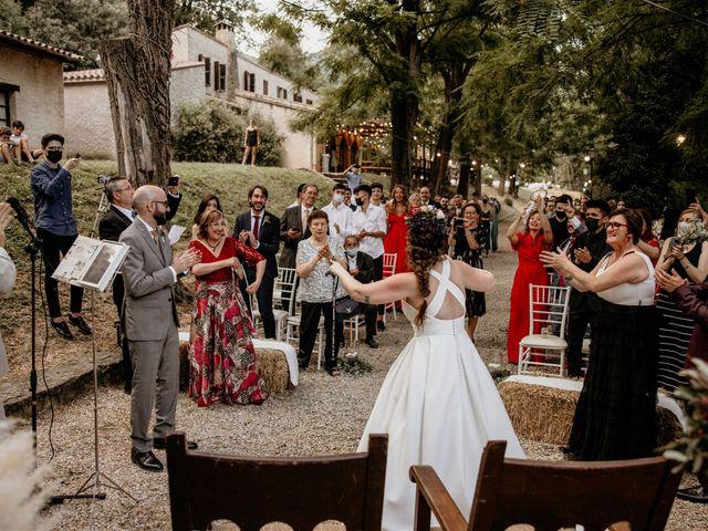 La boda de Toni y Cristina en Pujarnol, Girona 18