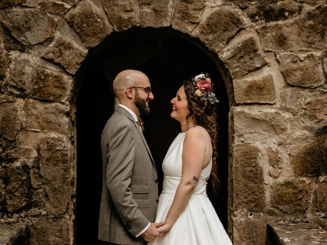 La boda de Toni y Cristina en Pujarnol, Girona 21