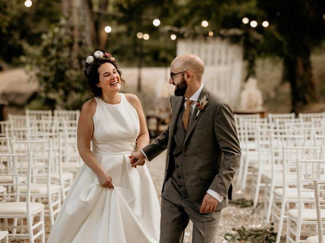 La boda de Toni y Cristina en Pujarnol, Girona 22
