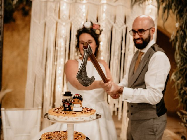 La boda de Toni y Cristina en Pujarnol, Girona 32