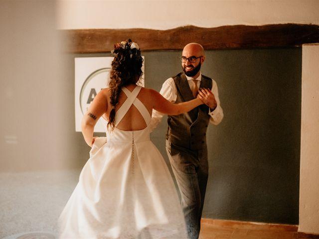 La boda de Toni y Cristina en Pujarnol, Girona 37
