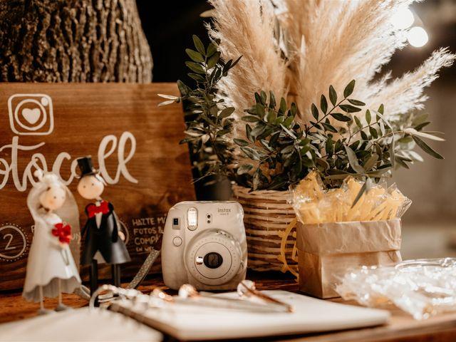 La boda de Toni y Cristina en Pujarnol, Girona 47
