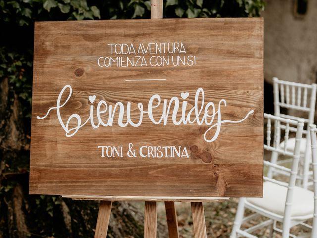 La boda de Toni y Cristina en Pujarnol, Girona 55