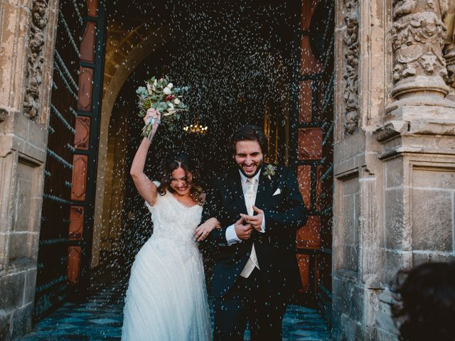 La boda de Rossiel y Rafael