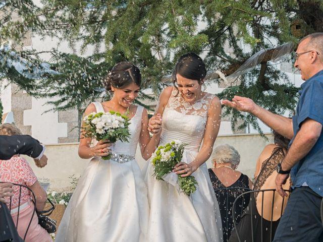 La boda de Sara y Marian