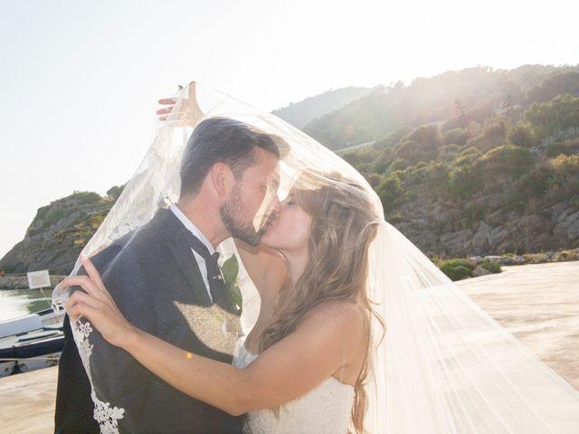 La boda de Miriam y Isra