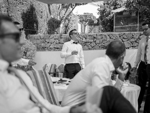 La boda de David y Nadine en Benidorm, Alicante 3