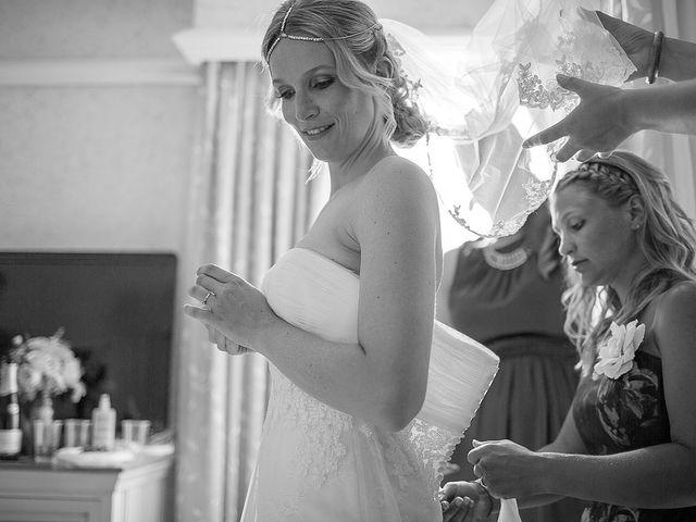 La boda de David y Nadine en Benidorm, Alicante 17