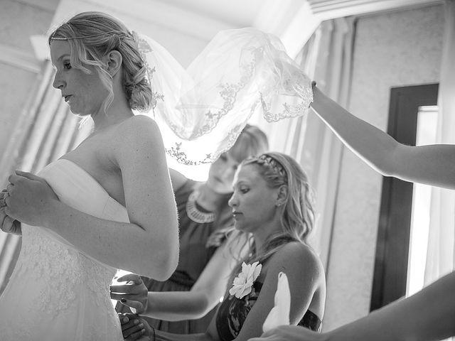 La boda de David y Nadine en Benidorm, Alicante 18